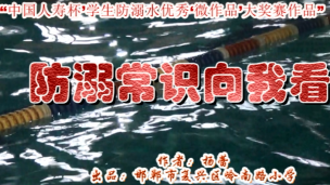 【三等奖】杨  蕾复兴区岭南路小学-防溺水常识向我看