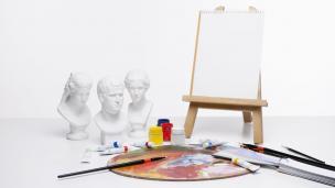 网络搜集艺术课程视频